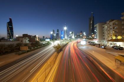 الكويت مساءً